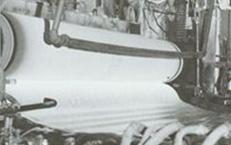 Historische foto van PPG-werkmaterialen